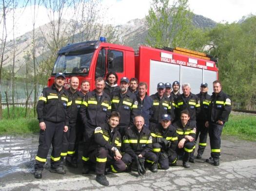 Il gruppo dei Volontari di La Salle